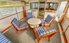 Trumpy-Houseboat 1973-SIRIUS Portsmouth-Rhode Island-United States-Aft Deck-1478565 | Thumbnail