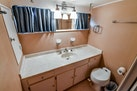Trumpy-Houseboat 1973-SIRIUS Portsmouth-Rhode Island-United States-Twin Stateroom Head-1478573 | Thumbnail