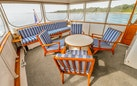 Trumpy-Houseboat 1973-SIRIUS Portsmouth-Rhode Island-United States-Aft Deck-1478564 | Thumbnail
