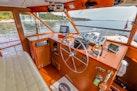 Trumpy-Houseboat 1973-SIRIUS Portsmouth-Rhode Island-United States-Wheelhouse-1478568 | Thumbnail