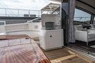 Neptunus-Motor Yacht Express 2018-LIQUID WISDOM Grand Haven-Michigan-United States-Aft deck table-1485009 | Thumbnail