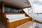 Rybovich-73 Convertible 2018-No Agenda North Palm Beach-Florida-United States-Mezzanine Seating to Starboard-1486379 | Thumbnail