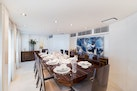 Oceanfast 1989-SHES A 10 Fort Lauderdale-Florida-United States-Dining Area-1493670 | Thumbnail
