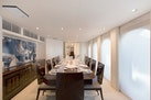 Oceanfast 1989-SHES A 10 Fort Lauderdale-Florida-United States-Dining Area-1493671 | Thumbnail