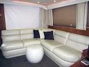 Viking-Flybridge Convertible 2001-VALHALLA Tierra Verde-Florida-United States-Salon Sofa With Storage Port-1492720   Thumbnail