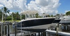Robalo-R300 Center Console 2013-Two Roses Stuart-Florida-United States-Starboard Bow On Lift-1533762   Thumbnail