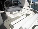Monterey-355 Sport Yacht 2014-Sunset Serenity St. Petersburg-Florida-United States-Stern Shot Seating-1498609 | Thumbnail