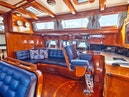 Little Harbor-78 1984-HERMIE LOUISE Portsmouth-Rhode Island-United States-Saloon, Stbd.-1536745 | Thumbnail