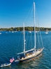 Little Harbor-78 1984-HERMIE LOUISE Portsmouth-Rhode Island-United States-Aerial View-1536728 | Thumbnail