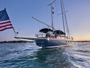 Little Harbor-78 1984-HERMIE LOUISE Portsmouth-Rhode Island-United States-Transom-1536742 | Thumbnail