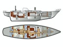 Little Harbor-78 1984-HERMIE LOUISE Portsmouth-Rhode Island-United States-Layout-1500410 | Thumbnail