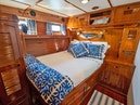 Little Harbor-78 1984-HERMIE LOUISE Portsmouth-Rhode Island-United States-Guest Cabin, Port-1536741 | Thumbnail