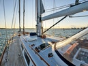 Little Harbor-78 1984-HERMIE LOUISE Portsmouth-Rhode Island-United States-Foredeck. Looking Fwd.-1536738 | Thumbnail