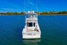Tiara Yachts-Convertible 2013-ALLIE CAT Quincy-Massachusetts-United States-39 Tiara Profile Transom-1507446 | Thumbnail