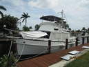 Grand Banks-42 Classic 1988-Gadabaut Fort Lauderdale-Florida-United States-42 Grand Banks port forward profile-1677450   Thumbnail