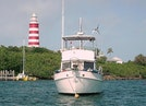 Grand Banks-42 Classic 1988-Gadabaut Fort Lauderdale-Florida-United States-42 Grand Banks forward profile-1509325   Thumbnail