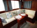 Grand Banks-42 Classic 1988-Gadabaut Fort Lauderdale-Florida-United States-42 Grand Banks salon starboard aft seating-1677459   Thumbnail