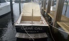 Dyer-29 Trunk Cabin Soft Top 1999-Clear Call Vero Beach-Florida-United States-Stern View with Cover-1509412   Thumbnail