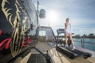 Trinity Yachts-164 Tri-deck Motor Yacht 2008-Amarula Sun Fort Lauderdale-Florida-United States-Exercise Equipment On Deck-1513906   Thumbnail