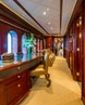 Trinity Yachts-164 Tri-deck Motor Yacht 2008-Amarula Sun Fort Lauderdale-Florida-United States-Master Suite Office and Hallway-1513927   Thumbnail