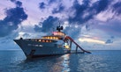 Trinity Yachts-164 Tri-deck Motor Yacht 2008-Amarula Sun Fort Lauderdale-Florida-United States-Port Side At Sunset-1513938   Thumbnail