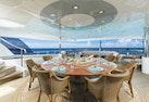 Trinity Yachts-164 Tri-deck Motor Yacht 2008-Amarula Sun Fort Lauderdale-Florida-United States-Alfresco Dining On Upper Deck-1513899   Thumbnail
