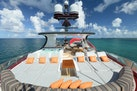 Trinity Yachts-164 Tri-deck Motor Yacht 2008-Amarula Sun Fort Lauderdale-Florida-United States-Sun Deck Lounge Area & Hot Tub-1513959   Thumbnail