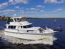 Hatteras-53 Extended Deckhouse Motor Yacht 1983-Luv Options Palmetto-Florida-United States-1512966 | Thumbnail