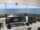 Broward-Custom Extended 1990-MON SHERI Fort Lauderdale-Florida-United States-Flybridge Helm-1515108 | Thumbnail