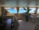 Broward-Custom Extended 1990-MON SHERI Fort Lauderdale-Florida-United States-Dining area looking to starboard-1515026 | Thumbnail
