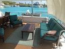 Broward-Custom Extended 1990-MON SHERI Fort Lauderdale-Florida-United States-Aft Deck Seating-1515069 | Thumbnail