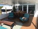 Broward-Custom Extended 1990-MON SHERI Fort Lauderdale-Florida-United States-Aft Deck Seating-1515071 | Thumbnail