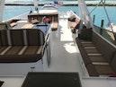 Broward-Custom Extended 1990-MON SHERI Fort Lauderdale-Florida-United States-Flybridge Looking Aft-1515105 | Thumbnail