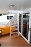 Broward-Custom Extended 1990-MON SHERI Fort Lauderdale-Florida-United States-Aft Deck Boat Deck Stairs-1515098 | Thumbnail