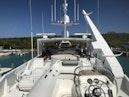 Broward-Custom Extended 1990-MON SHERI Fort Lauderdale-Florida-United States-Boat Deck Looking Forward-1515112 | Thumbnail