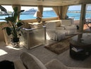 Broward-Custom Extended 1990-MON SHERI Fort Lauderdale-Florida-United States Salon to starboard-1515020 | Thumbnail