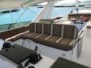 Broward-Custom Extended 1990-MON SHERI Fort Lauderdale-Florida-United States-Flybridge Helm sEAT-1515109 | Thumbnail