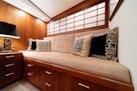 Jim Smith-Convertible Sportfish 2006-Silky North Palm Beach-Florida-United States-Full Sofa with Storage Below-1517010 | Thumbnail