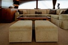 Jim Smith-Convertible Sportfish 2006-Silky North Palm Beach-Florida-United States-Custom Coffee Table with (2) Stools Stored Below-1516989 | Thumbnail