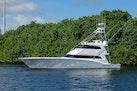 Sea Force IX-Enclosed Bridge Convertible 2007-Black Shadow North Palm Beach-Florida-United States-Sea Force IX 81  Black Shadow  Exterior Profile-1538219   Thumbnail