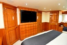 Cheoy Lee-103 Cockpit Sky Lounge 2011-Blue Steele Cabo San Lucas-Mexico-2011 Cheoy Lee 103 103 Cockpit Motor Yacht  Blue Steele  Aft Master Stateroom-1558617 | Thumbnail
