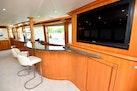Cheoy Lee-103 Cockpit Sky Lounge 2011-Blue Steele Cabo San Lucas-Mexico-2011 Cheoy Lee 103 103 Cockpit Motor Yacht  Blue Steele  Salon-1558790 | Thumbnail