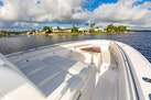 Everglades-435 Center Console 2019-Bahama Papa Palm Beach Gardens-Florida-United States-Forward Seating with Table-1570506 | Thumbnail