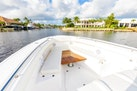 Everglades-435 Center Console 2019-Bahama Papa Palm Beach Gardens-Florida-United States-Forward Seating with Table-1570505 | Thumbnail