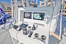 Yellowfin-Center Console 2009-Clean Sweep Cape May-New Jersey-United States-Helm Electronics-1538547 | Thumbnail