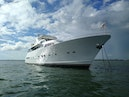 Burger-Cockpit Motor yacht 1990-Mac Attack Fort Lauderdale-Florida-United States-1630645 | Thumbnail
