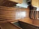 Riviera-4000 Express 2001-Shady Lady Hampton Bays-New York-United States-Companionway Teak Flooring-1547535 | Thumbnail