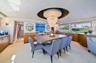 Westport-Raised Pilothouse 2001-Risk & Reward Lighthouse Point-Florida-United States-Dining Area-1549839 | Thumbnail