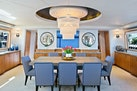Westport-Raised Pilothouse 2001-Risk & Reward Lighthouse Point-Florida-United States-Dining Area-1549837 | Thumbnail