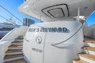 Westport-Raised Pilothouse 2001-Risk & Reward Lighthouse Point-Florida-United States-Aft Swim Platform/Engine Room Access-1549821 | Thumbnail
